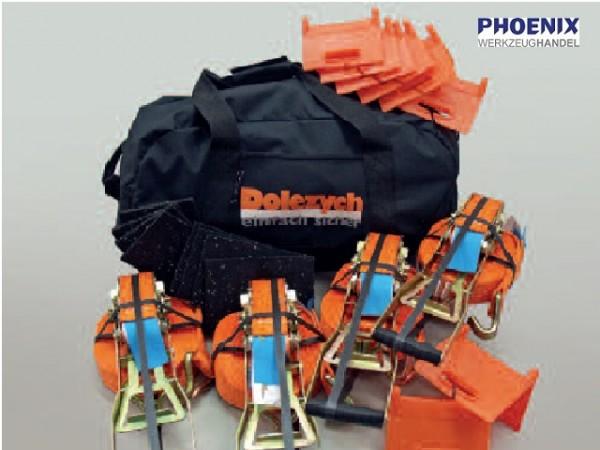 Ladungssicherungs-Set TRUCKER 21-teilig