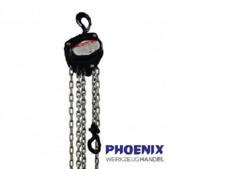 Stirnradflaschenzug 1000 DoBlack Series