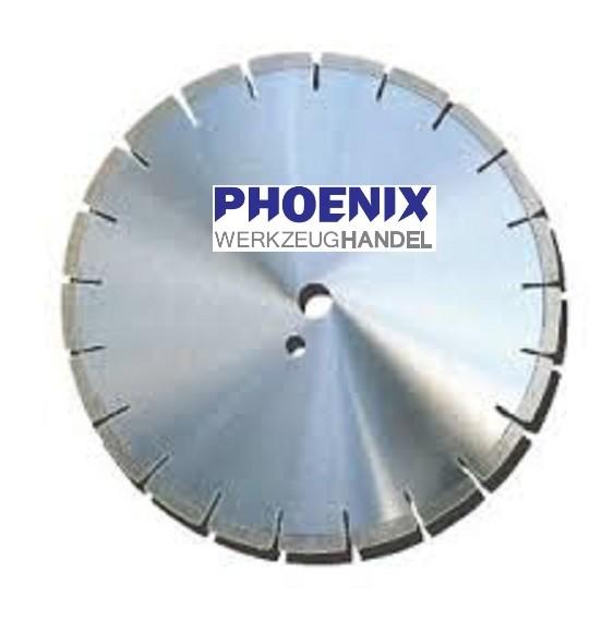 PHOENIX Klinker Diamantscheibe PW-BSS 900 mm