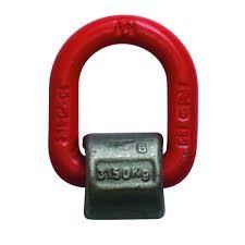 Ringbock 0951 mit Anschweißlasche