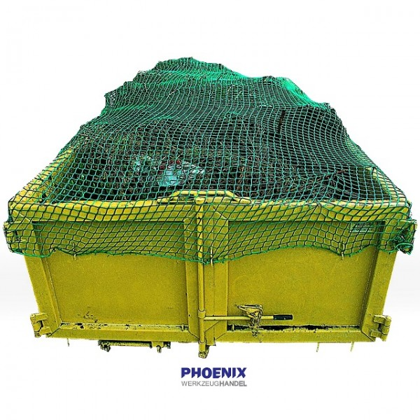 Container Abdecknetz, 1,5 x 2,70 m MW 35 mm