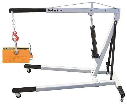 Werkstattkran - zur Selbstmontage 2000 kg
